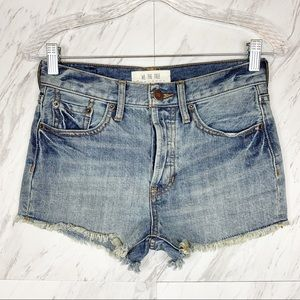 Free People | We The Free Button Fly Cutoff Shorts